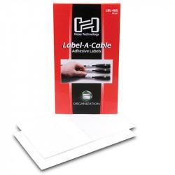 Hosa LBL-466 Etiquetas en vinyl para cables Label-A-Cable (60)