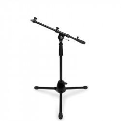 Hosa Pedestal Stand Bajo Atril tipo Boom para Micrófonos