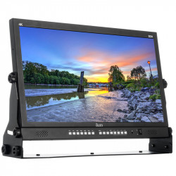 "Ikan D24 Monitor 24"" UltraHD 4K con quad split y V-Mount"