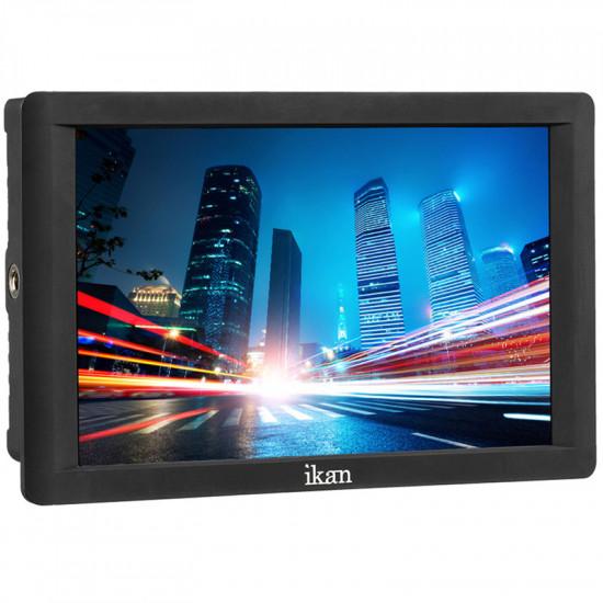 "Ikan DH7 Full HD Monitor 7"" HDMI con soporte de señal 4K"