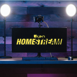 Ikan HS-KIT-1 Kit HomeStream con LED y captura de video