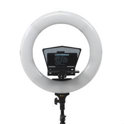 Ikan HS-PROMPTER RL Teleprompter HomeStream con Ring Light
