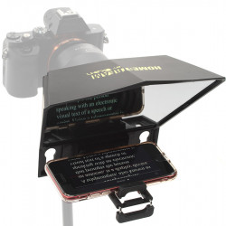 Ikan HS-PROMPTER Teleprompter HomeStream para Smartphones