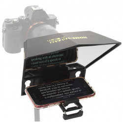 Ikan HS-PROMPTER Teleprompter HomeStream para Smartphones