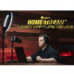 Ikan HomeStream Streaming de Video a USB hasta 1080P 30fps