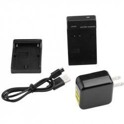 Ikan ICH-KUSB-L Cargador USB Baterías Serie L