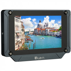 "Ikan Saga Monitor 7"" SX7  3G-SDI / HDMI 2000nit Super High Bright"