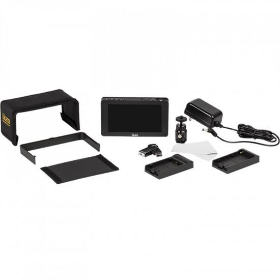 """Ikan DH5e Full HD Monitor 5"""" HDMI con soporte de señal 4K"""
