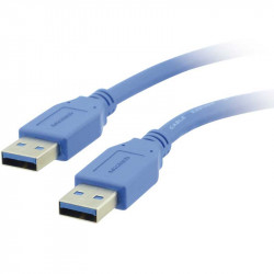 Kramer Cable USB SuperSpeed USB 3.0 Tipo A a macho Tipo A de 90cm