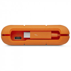 Lacie 4TB Rugged Thunderbolt / USB-C Mobile HHD