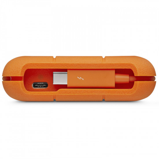 Lacie 4TB Rugged Thunderbolt / USB-C Mobile HHD