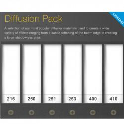 Lee Filters Juego de filtros de Quick Diffusion Pack 30cm
