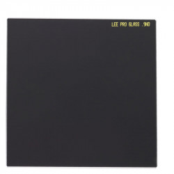 Lee Filters 4x4 Filtro IRND 9 Neutral Density Glass 0.9 (3-Stop)