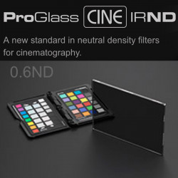 "Lee Filters 4x5.65"" ProGlass Filtro ND 6 CINE IRND"