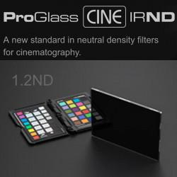 "Lee Filters 4x5.65"" ProGlass Filtro ND 1.2 CINE IRND"