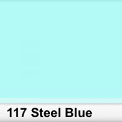 Lee Filters  117R Rollo Steel Blue 1,22 x 7,62MTS