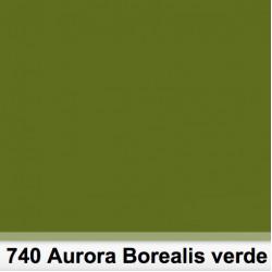 Lee Filters  740S Pliego Aurora Borealis / Verde 50cm x 60 cm Green