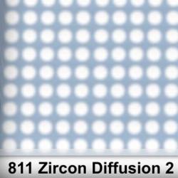 Lee Filters 811 Rollo Zircon Medium White Diffusion 2  1,22 x 3 mts