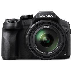 Panasonic Lumix DMC-FZ300 4K con lente F2.8 de 25-600mm