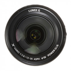 Panasonic Lente Lumix G X 12-35mm f/2.8 II Vario Power OIS