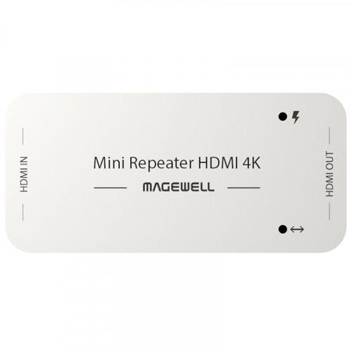 Magewell HDMI Repetidor 4K Hembra-Hembra HDMI v2