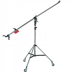 Manfrotto 025BS Superboom (jirafa) con Cine Stand