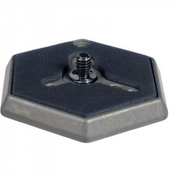 Manfrotto 030-14 Galleta Hexagonal con perno 1/4""