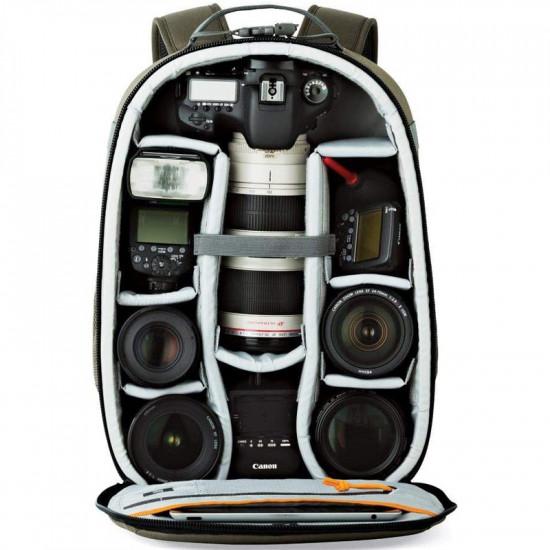 Lowepro Photo Classic 300 AW Mochila de fotógrafo profesional (mica)