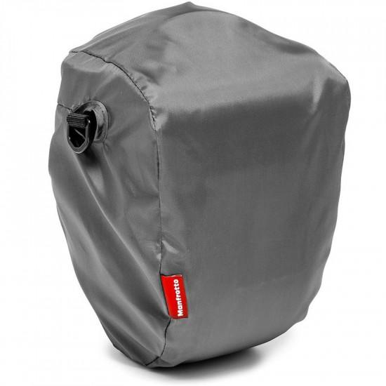 Manfrotto MB MA-H-S  Holster pequeño para DSLR c/Lente Negro