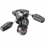 Manfrotto MK190X3-3W1 Trípode 190X y Cabezal 804 MkII Capacidad 4kg.