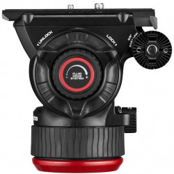 Manfrotto MVK504XSNGFC Kit de Cabezal 504X con trípode de carbono 635 Fast