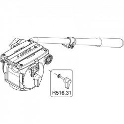Manfrotto R516,31 Repuesto Perno para bloquear