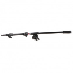 Matthews B427802 Mini Boom (jirafa 2 mts) en color negro