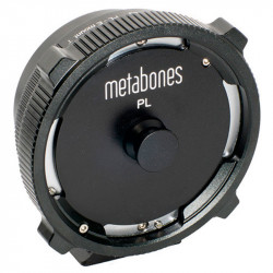 Metabones Adaptador de Lentes PL a Sony NEX E-Mount (Black Matt)