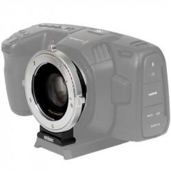 Metabones T Cine Pocket 4K Adaptador de Lentes EF a Micro 4/3 Speed Booster XL 0,64x