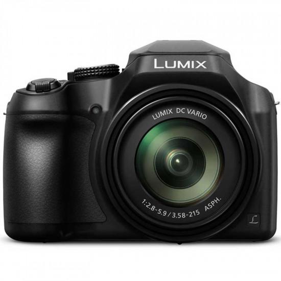 "Panasonic Lumix DC-FZ80K Sensor MOS de 18.1MP 1 / 2.3 """