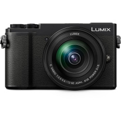 Panasonic Lumix DC-GX9 con lente 12-60MM