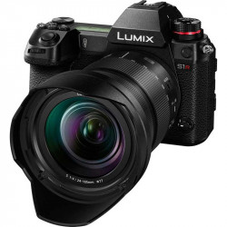 Panasonic Lumix DC-S1R Mirrorless Full Frame 47.3MP con lente de 24-105 mm