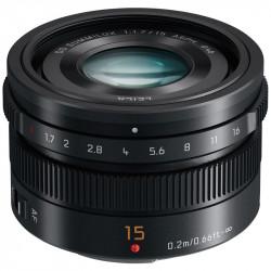 Panasonic Lente Leica DG Summilux 15 mm f / 1,7 ASPH