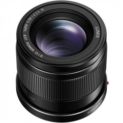 Panasonic Lumix G 42.5mm 42.5mm f / 1.7 ASPH. Lente POWER OIS