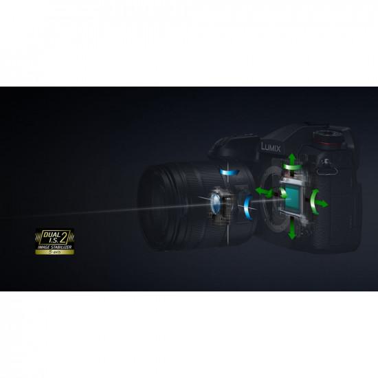 Panasonic Lumix DC-G9 cámara Mirrorless de 20,3 Megapíxeles 4K 60p (sólo cuerpo)
