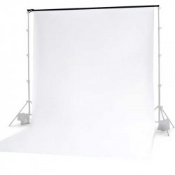 Photoflex BP412 Barra Adjustable para sostener Telas  / Background 3.60mts