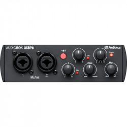 PreSonus AudioBox USB 96 2x2 Interfaz de audio USB