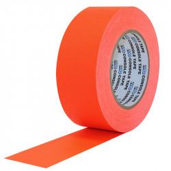"""Protapes Console Tape en 5cm / 2 """" de ancho ORANGE FLUORESCENTE"""