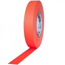 "Protapes PG1FLX25ORG Gaffer Mate Compact 1 "" x 25 Yardas Naranja Fluorescente (orange)"
