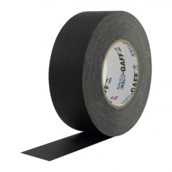 """Protapes PG2X30BLK Gaffer Mate Compacto 2"""" x 30 yardas NEGRO"""