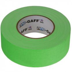 """Protapes PG2FLGREEN Gaffer Mate 5cm / 2 """" Verde Croma 22 MTS"""