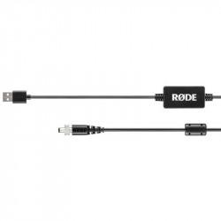 Rode DC-USB1 Cable de alimentación USB para RODECaster Pro
