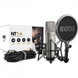 Rode NT1-A  Completo de Micrófono de Estudio