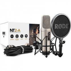 Rode NT2-A Mic de Studio Profesional en kit